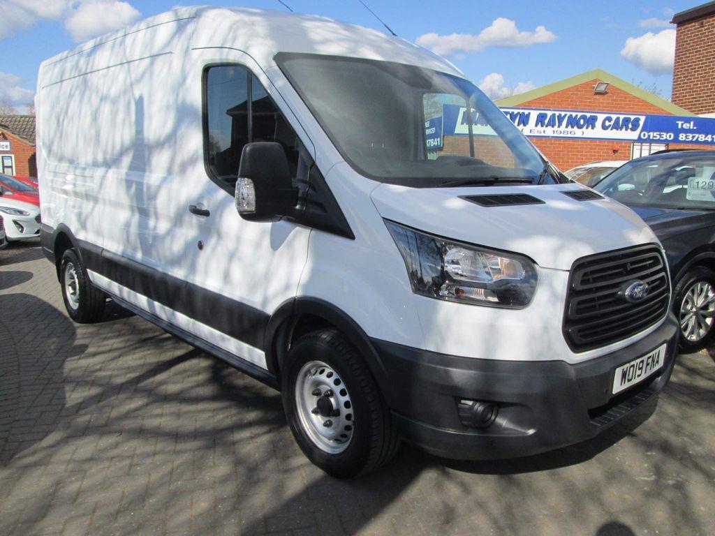 Ford Transit Panel Van 2.0 350 EcoBlue FWD L3 H2 EU6 5dr