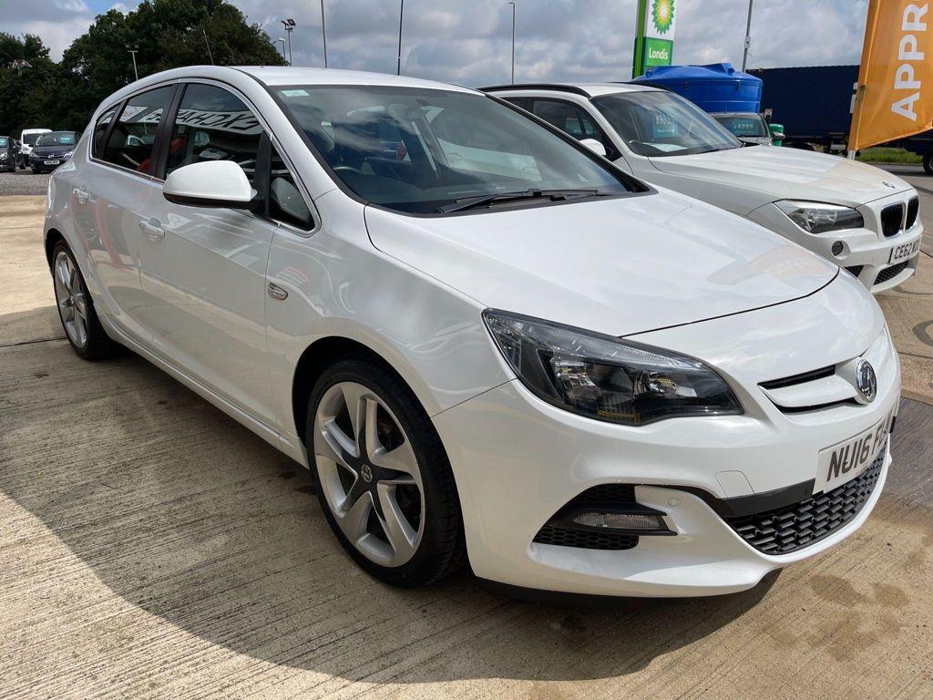 Vauxhall Astra Hatchback 1.4i Turbo Limited Edition 5dr