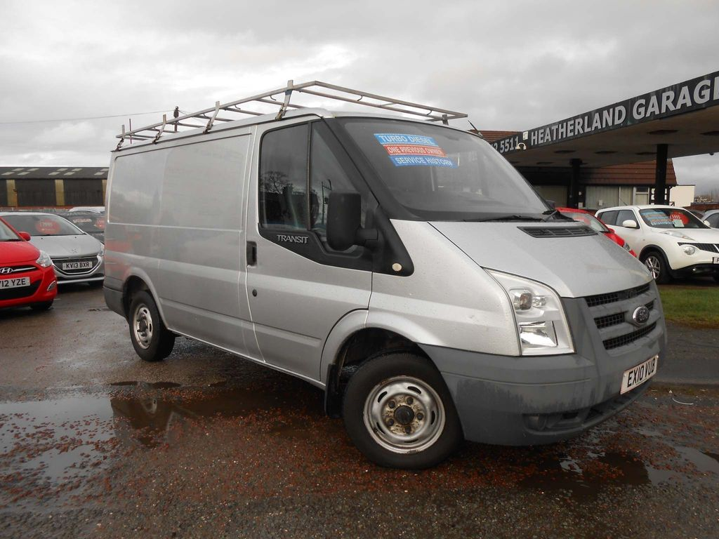 Ford Transit Panel Van 2.2 TDCi 260 Duratorq Low Roof Panel Van Duratorq S 5dr (SWB)
