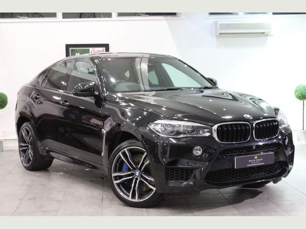 BMW X6 M SUV 4.4 BiTurbo Auto xDrive (s/s) 5dr