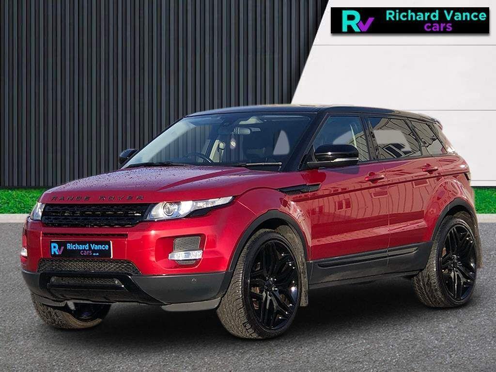 Land Rover Range Rover Evoque SUV 2.2 TD4 Pure Tech AWD 5dr