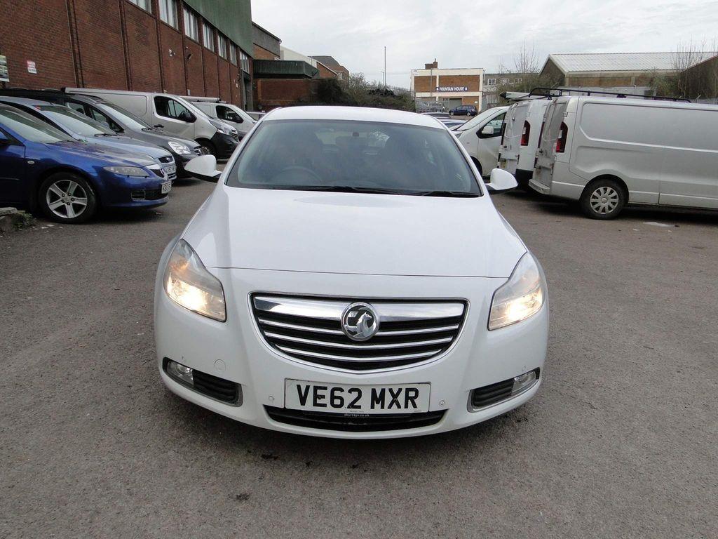 Vauxhall Insignia Hatchback 2.0 CDTi ecoFLEX 16v SRi Nav (s/s) 5dr