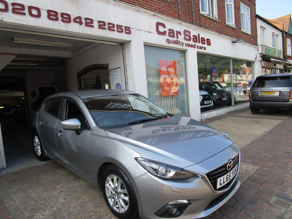 Mazda Mazda3 Hatchback 2.2 SKYACTIV-D SE-L Nav 5dr