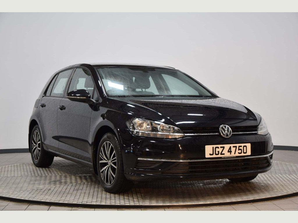 Volkswagen Golf Hatchback 1.4 TSI SE (s/s) 5dr