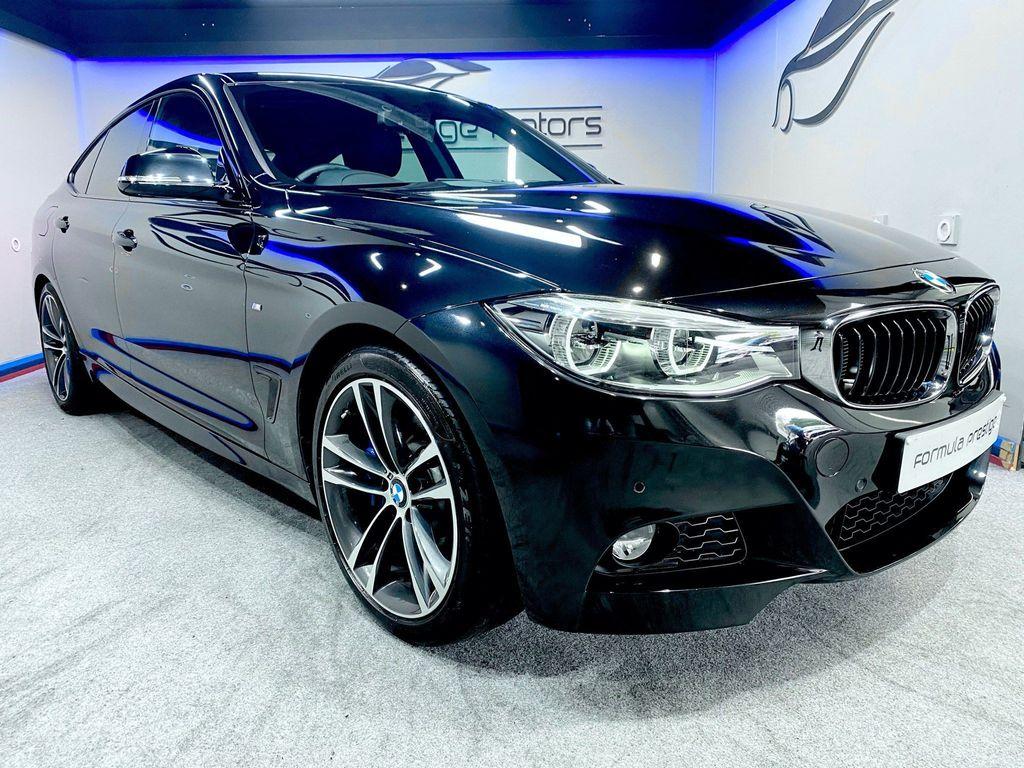 BMW 3 Series Gran Turismo Hatchback 3.0 330d M Sport Gran Turismo Auto (s/s) 5dr