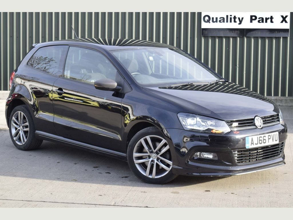 Volkswagen Polo Hatchback 1.0 TSI BlueMotion Tech R Line DSG (s/s) 3dr