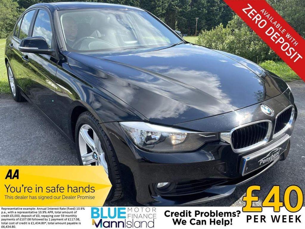 BMW 3 Series Saloon 2.0 325d SE (s/s) 4dr