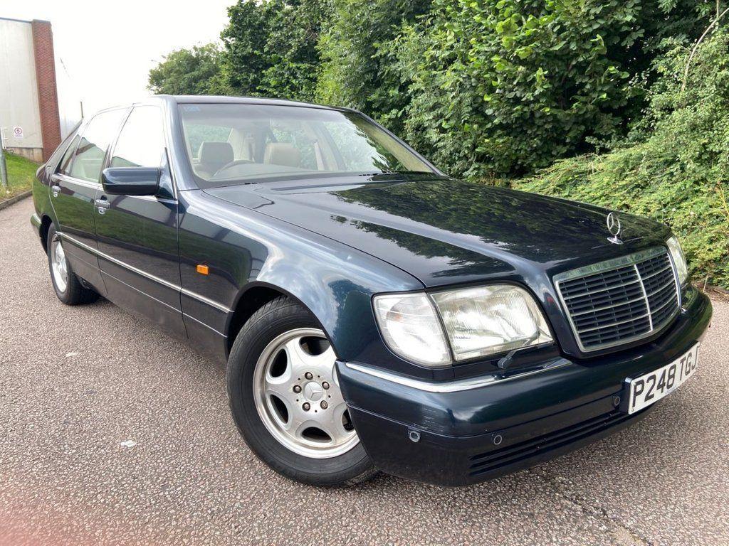 Mercedes-Benz S Class Saloon 5.0 S500 L 4d 326 BHP