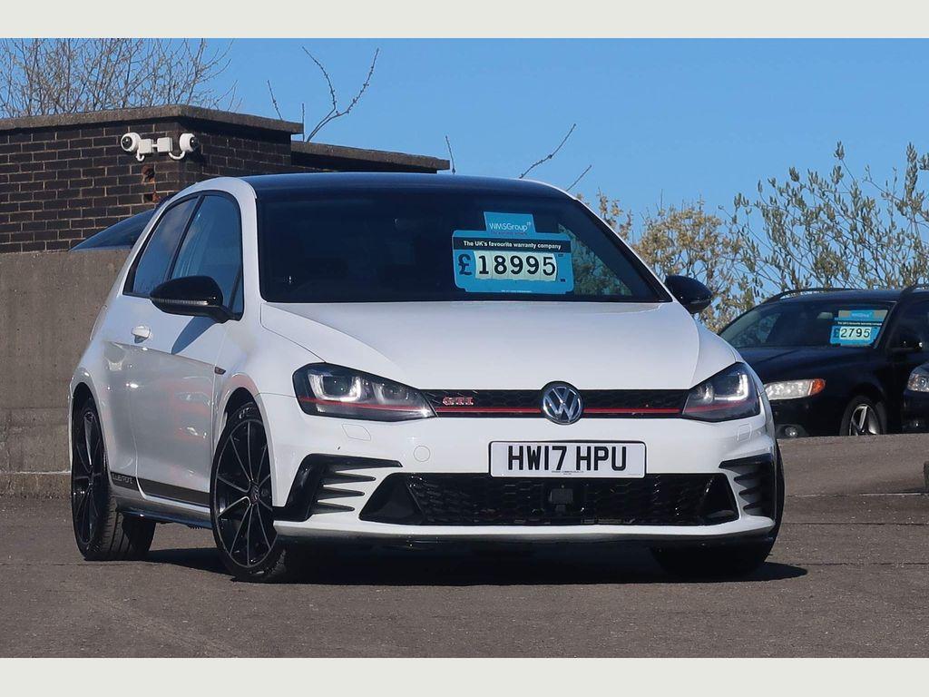Volkswagen Golf Hatchback 2.0 TSI BlueMotion Tech GTI Clubsport 40 DSG (s/s) 3dr