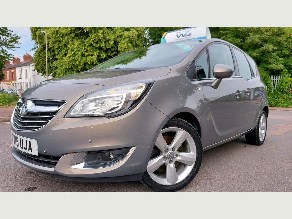 Vauxhall Meriva MPV 1.6 CDTi ecoFLEX Tech Line (s/s) 5dr