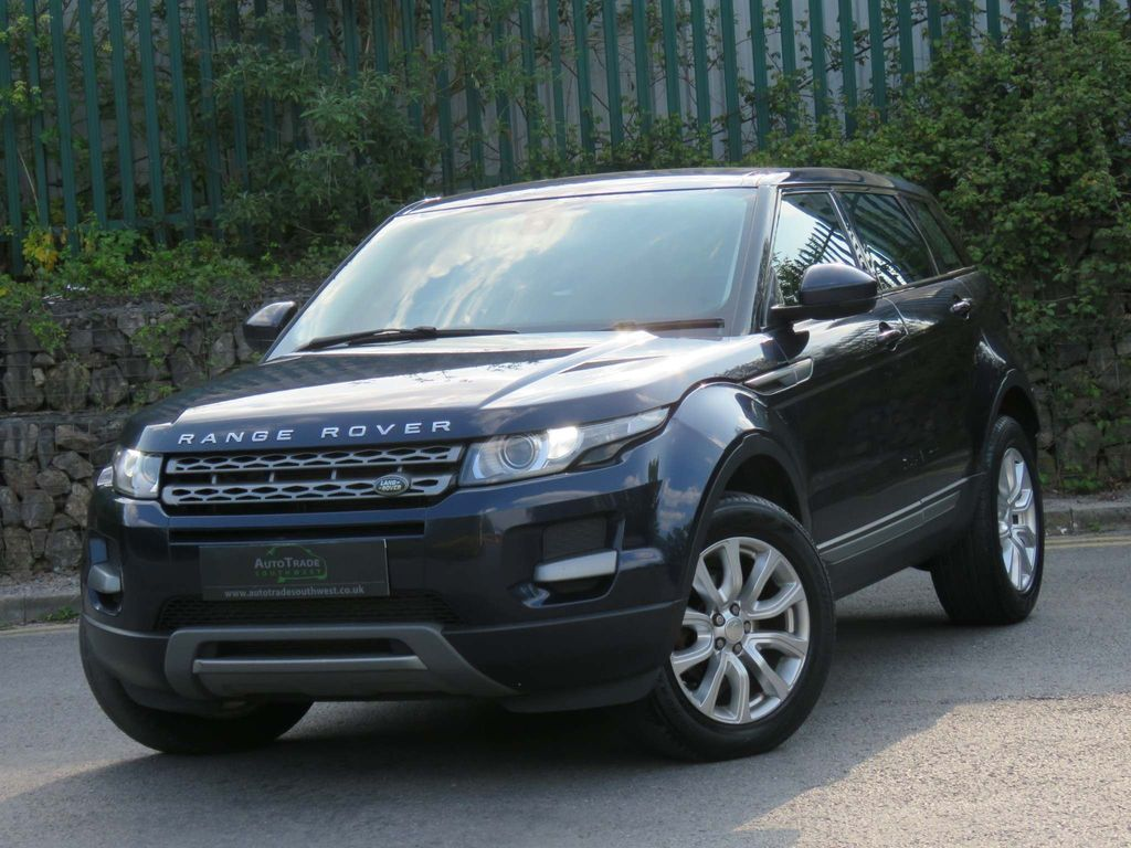 Used Land Rover Range Rover Evoque Suv 2 2 Sd4 Pure Awd 5dr In Berkeley Gloucestershire Autotrade South West