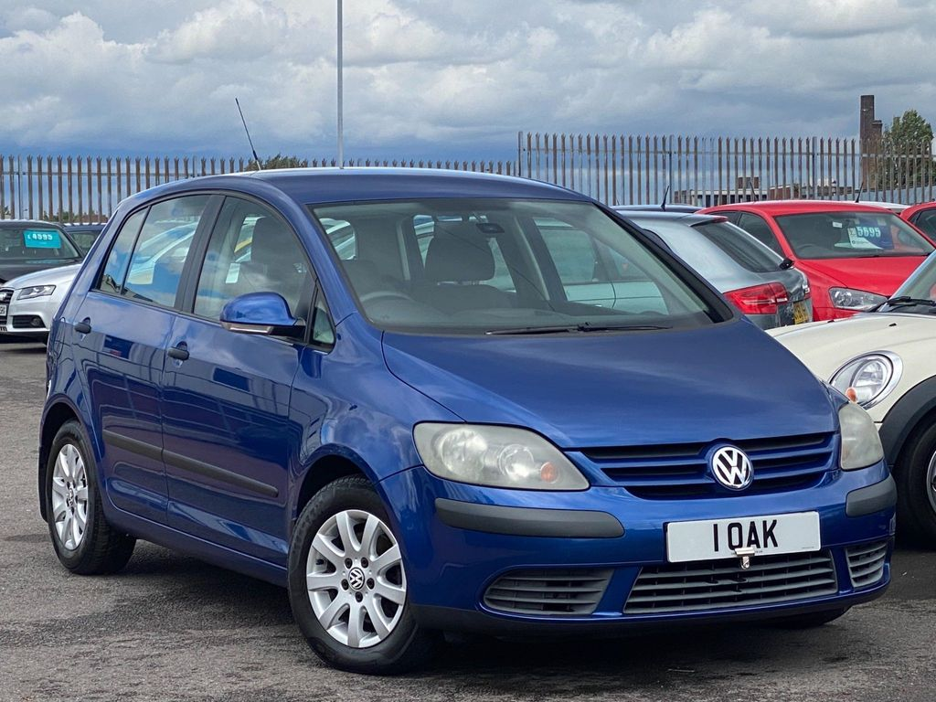 Volkswagen Golf Plus Hatchback 1.9 TDI PD SE 5dr