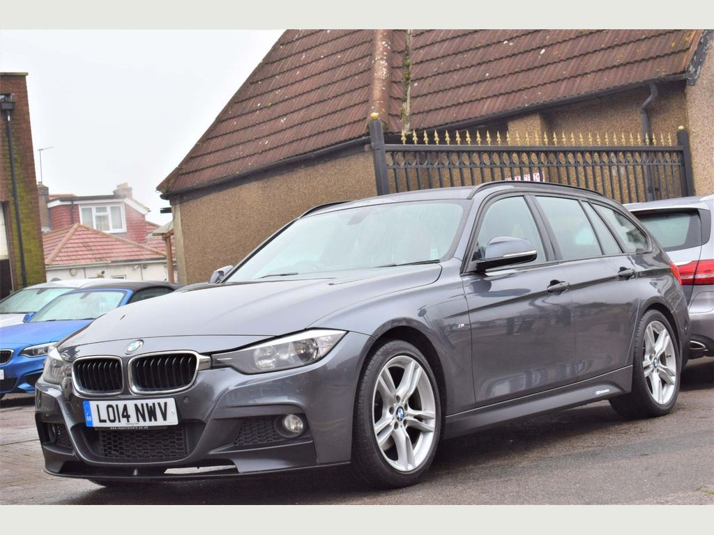 BMW 3 Series Estate 2.0 328i M Sport Touring (s/s) 5dr