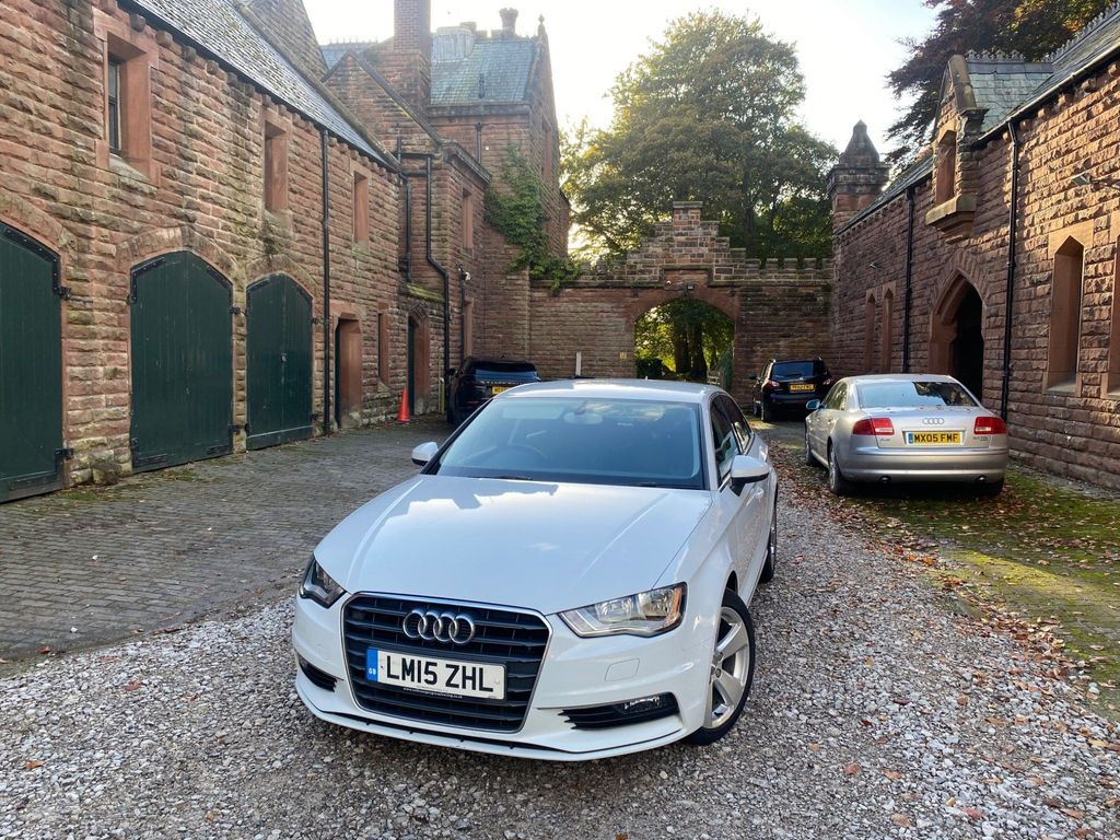 Audi A3 Saloon 1.6 TD Sport 4dr
