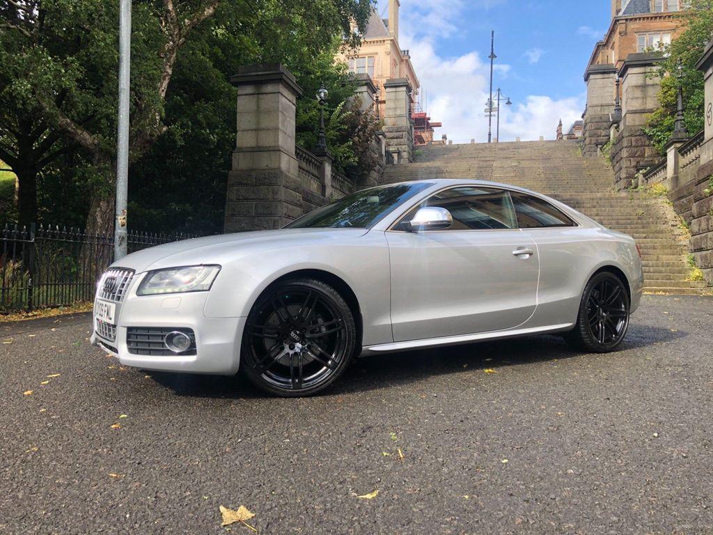 Audi S5 Coupe 4.2 V8 Tiptronic quattro 2dr