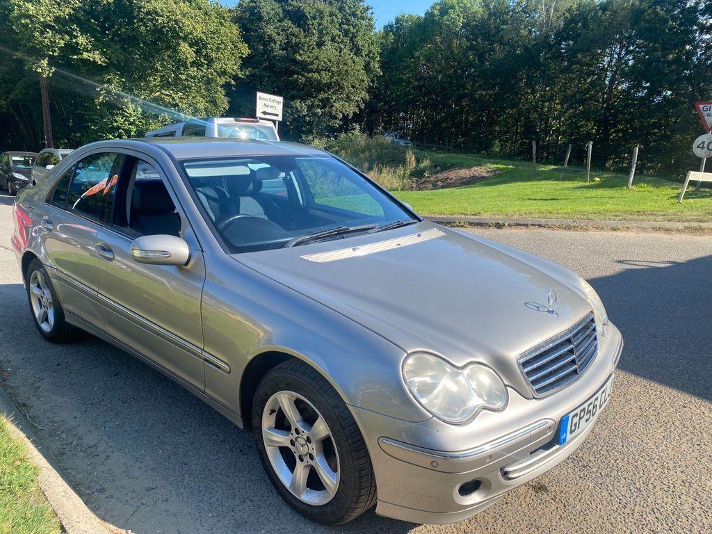 Mercedes-Benz C Class Saloon 1.8 C200 Kompressor Avantgarde SE 4dr