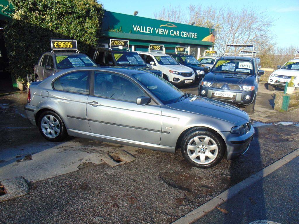 BMW 3 Series Hatchback 2.0 318ti SE Compact 3dr