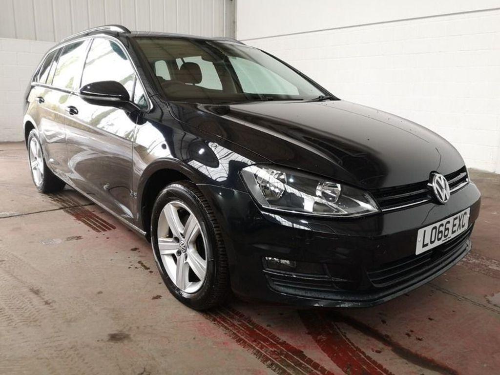 Volkswagen Golf Estate 1.6 TDI BlueMotion Tech Match Edition DSG (s/s) 5dr