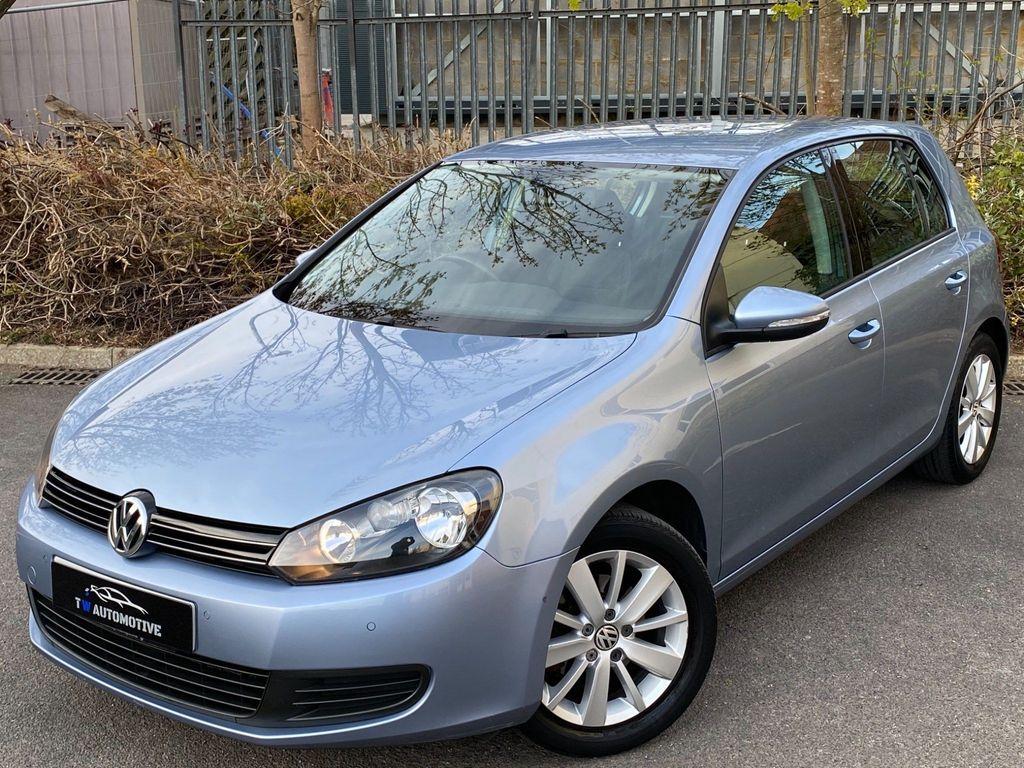 Volkswagen Golf Hatchback 1.6 TDI BlueMotion Tech SE DSG 5dr