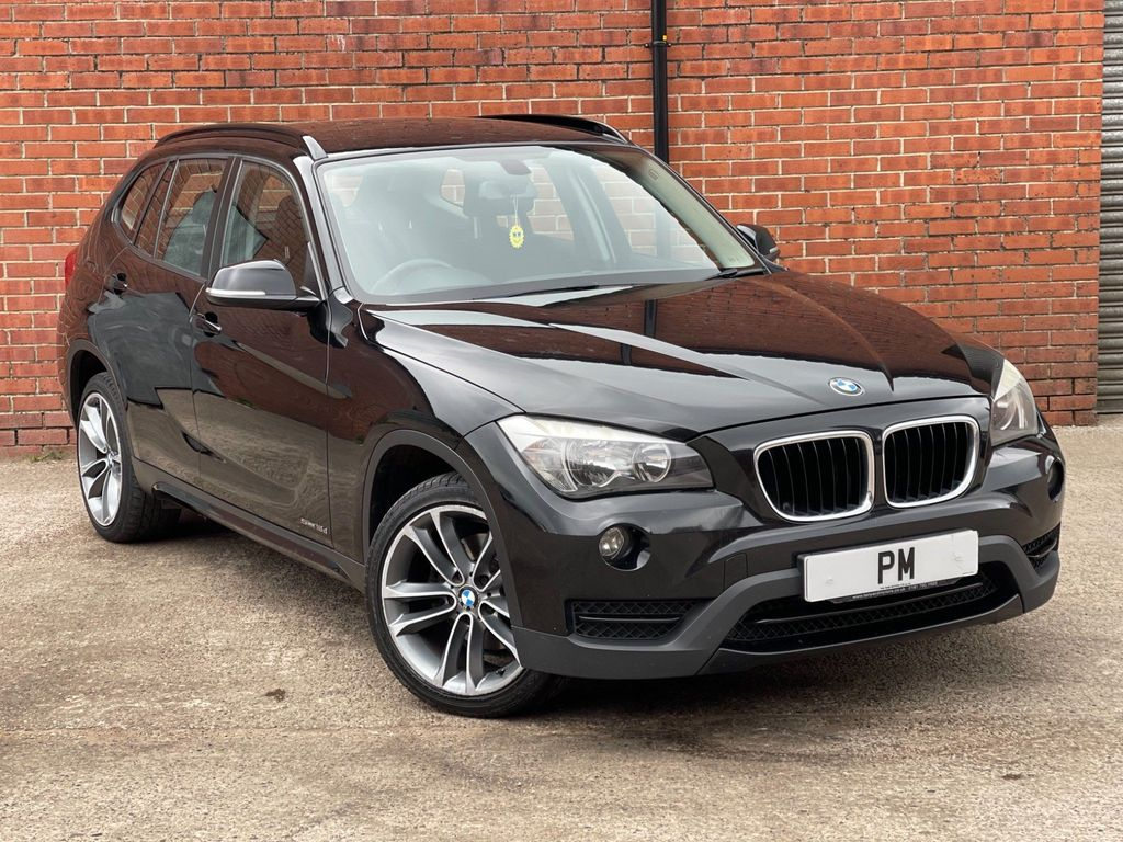 BMW X1 SUV 2.0 18d Sport sDrive 5dr