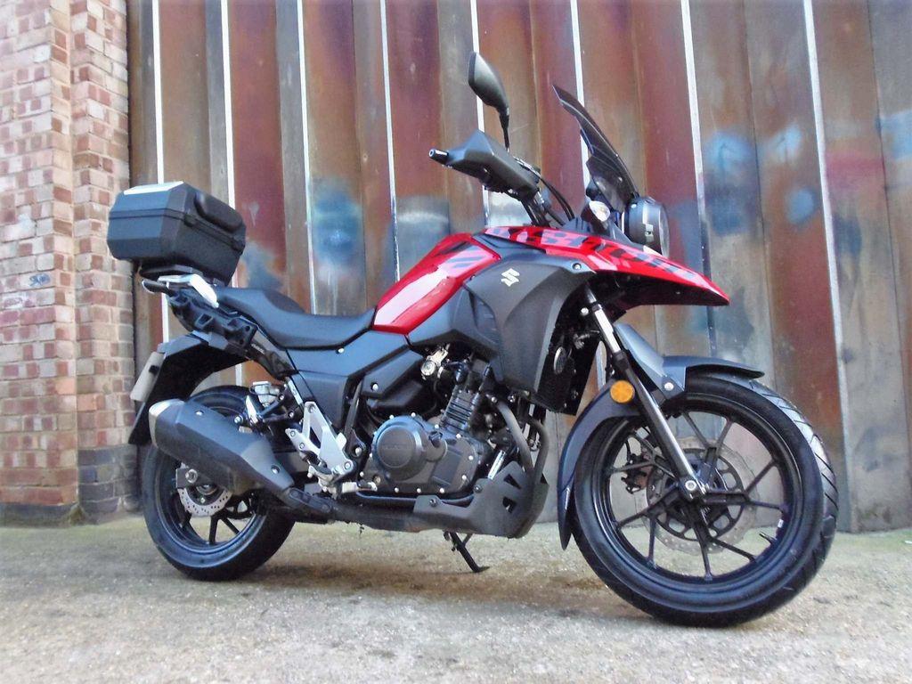 Suzuki V-Strom 250 Adventure 250