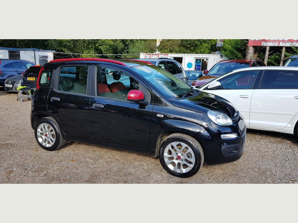 Fiat Panda Hatchback 1.2 8v Easy 5dr