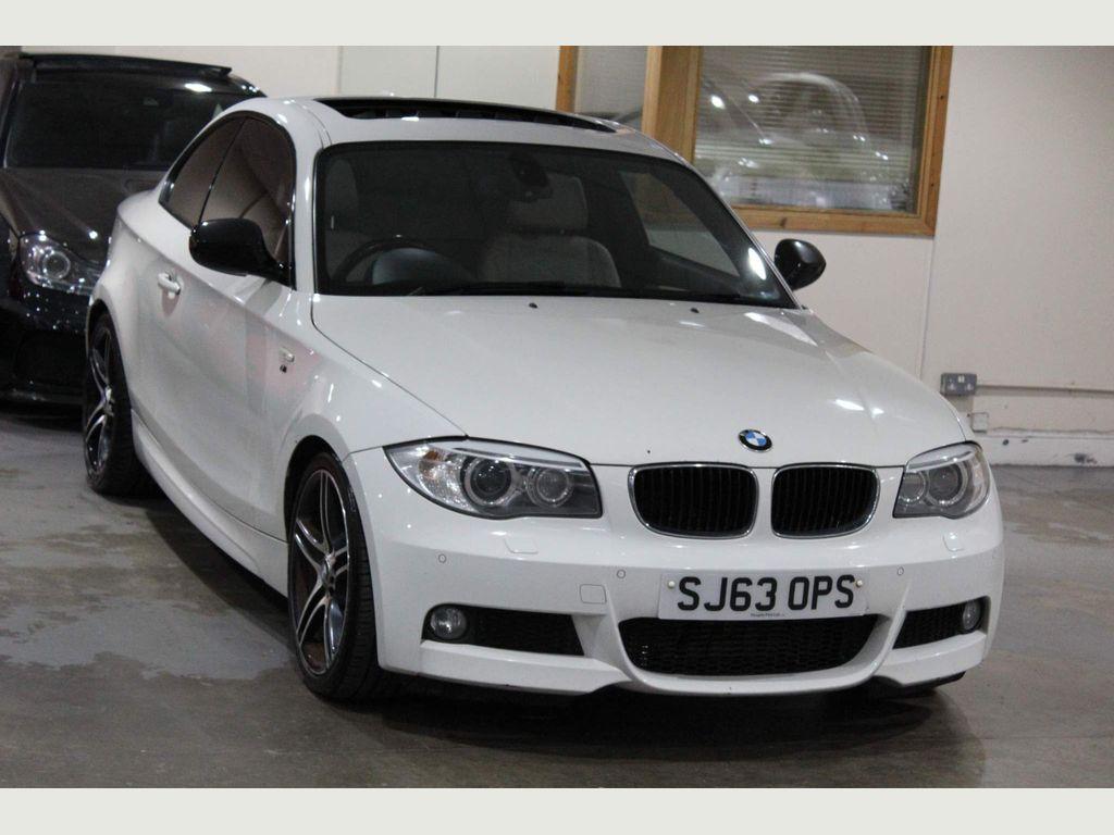 BMW 1 Series Coupe 2.0 123d Sport Plus Edition 2dr