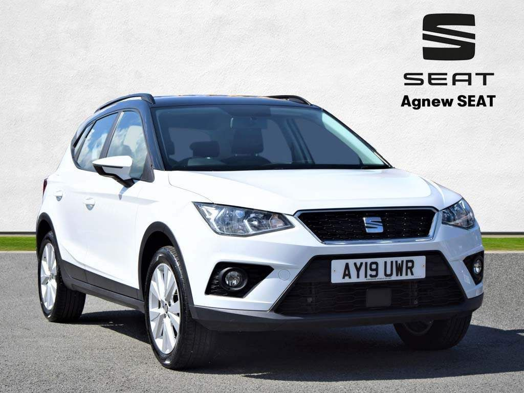 SEAT Arona SUV 1.6 TDI SE Technology Lux (s/s) 5dr