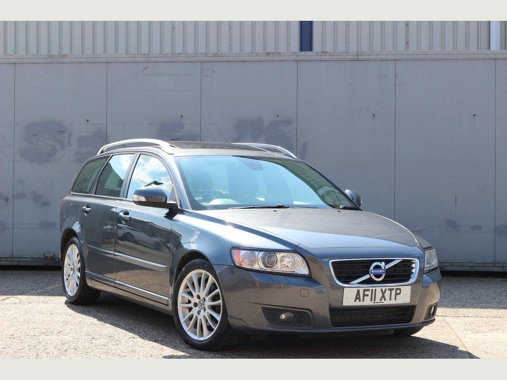 Volvo V50 Estate 1.6 D DRIVe SE Lux (s/s) 5dr