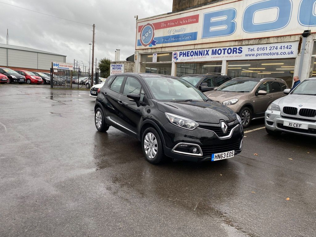 Renault Captur SUV 0.9 TCe Expression + Convenience Pack (s/s) 5dr