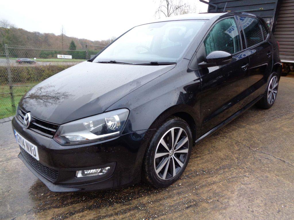 Volkswagen Polo Hatchback 1.4 Match Edition 5dr