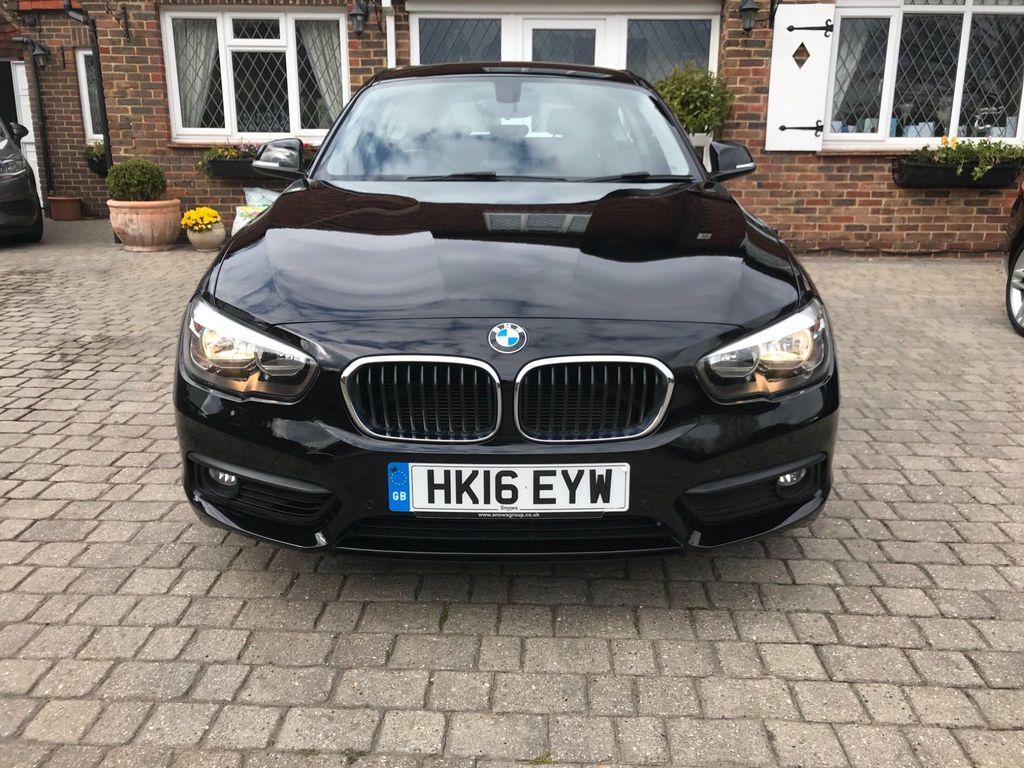 BMW 1 Series Hatchback 1.5 118i SE Auto (s/s) 3dr