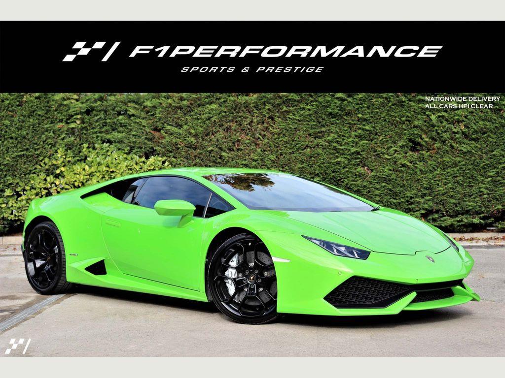 Lamborghini Huracan Coupe 5.2 V10 LP 610-4 LDF 4WD (s/s) 2dr