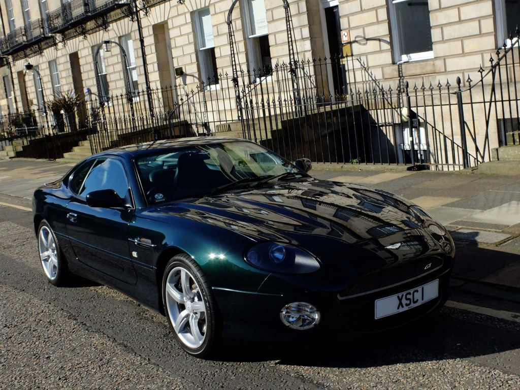 Aston Martin DB7 Coupe 5.9 GT 2dr