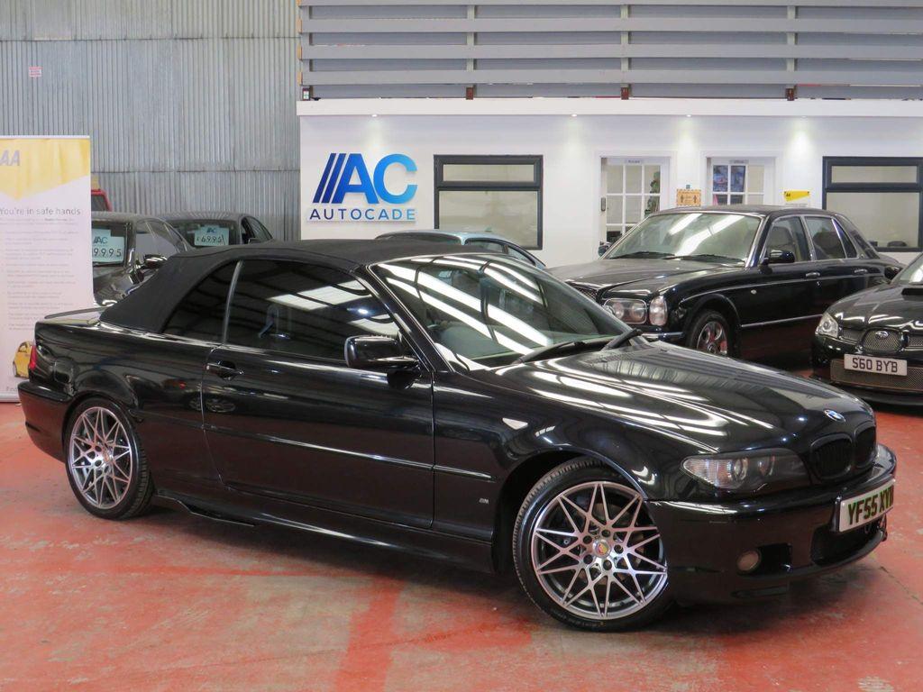 BMW 3 Series Convertible 2.0 320Cd M Sport 2dr