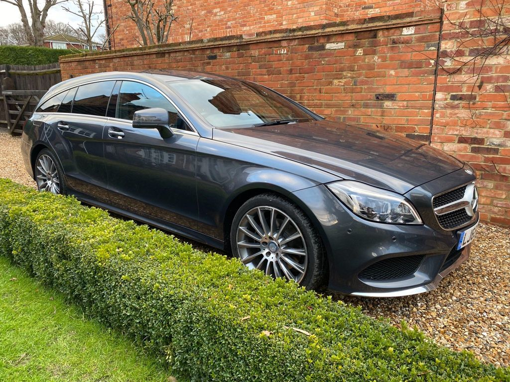 Mercedes-Benz CLS Estate 2.1 CLS220d AMG Line Shooting Brake G-Tronic+ (s/s) 5dr