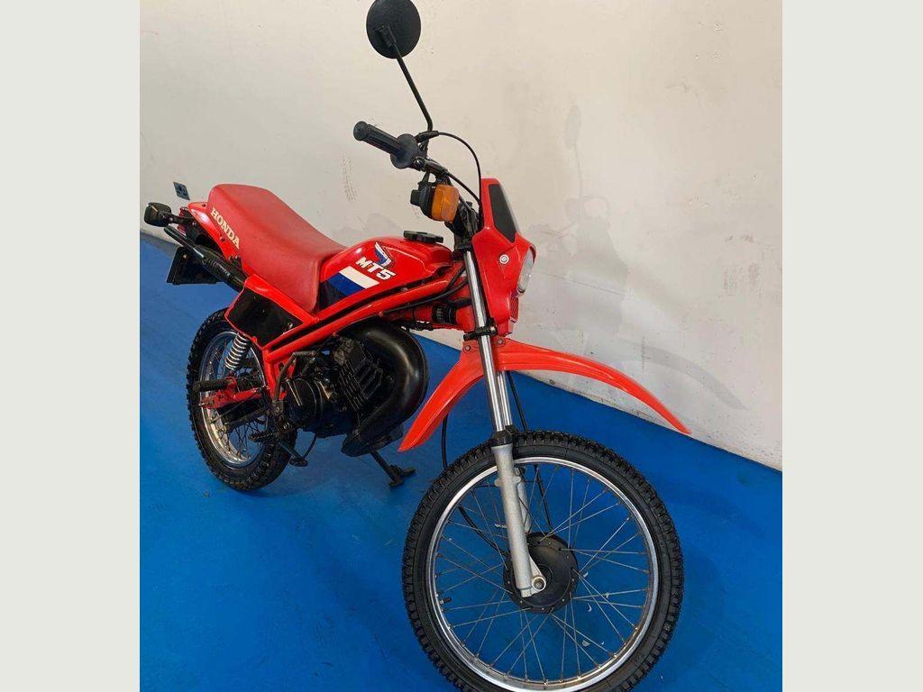 Honda MT50 Trail Bike 50 SG