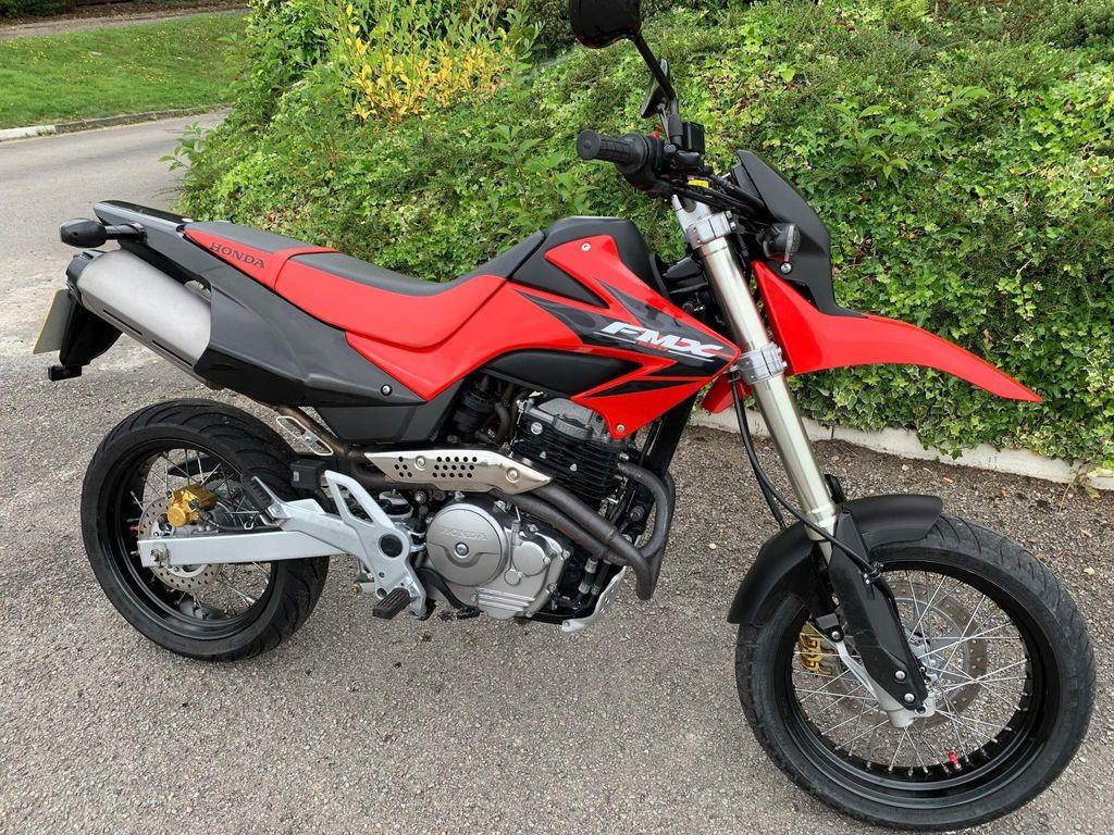 Honda FMX650 Super Moto 650