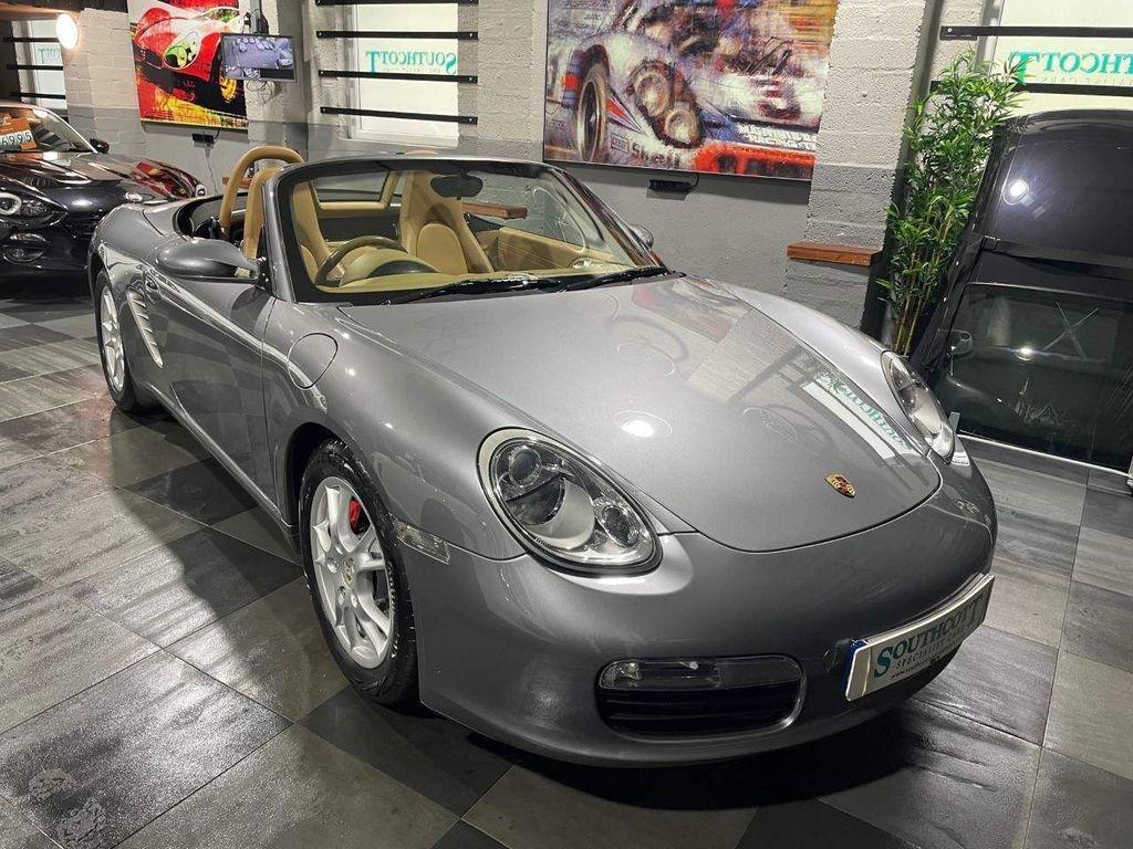 Porsche Boxster Convertible 2.7 987 2dr