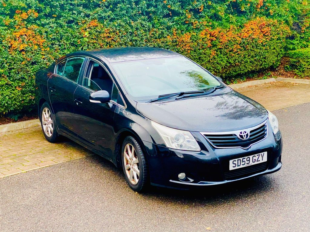 Toyota Avensis Saloon 1.6 V-Matic TR 4dr