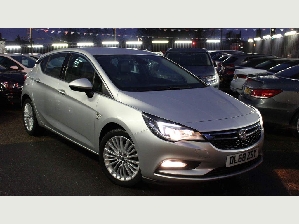 Vauxhall Astra Hatchback 1.0i Turbo ecoTEC Elite Nav (s/s) 5dr