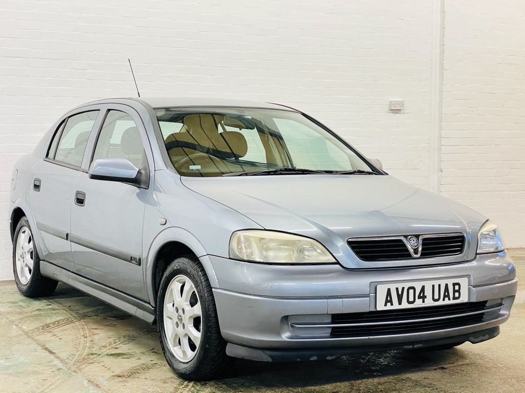 Vauxhall Astra Hatchback 1.6 i Twinport 16v Club 5dr