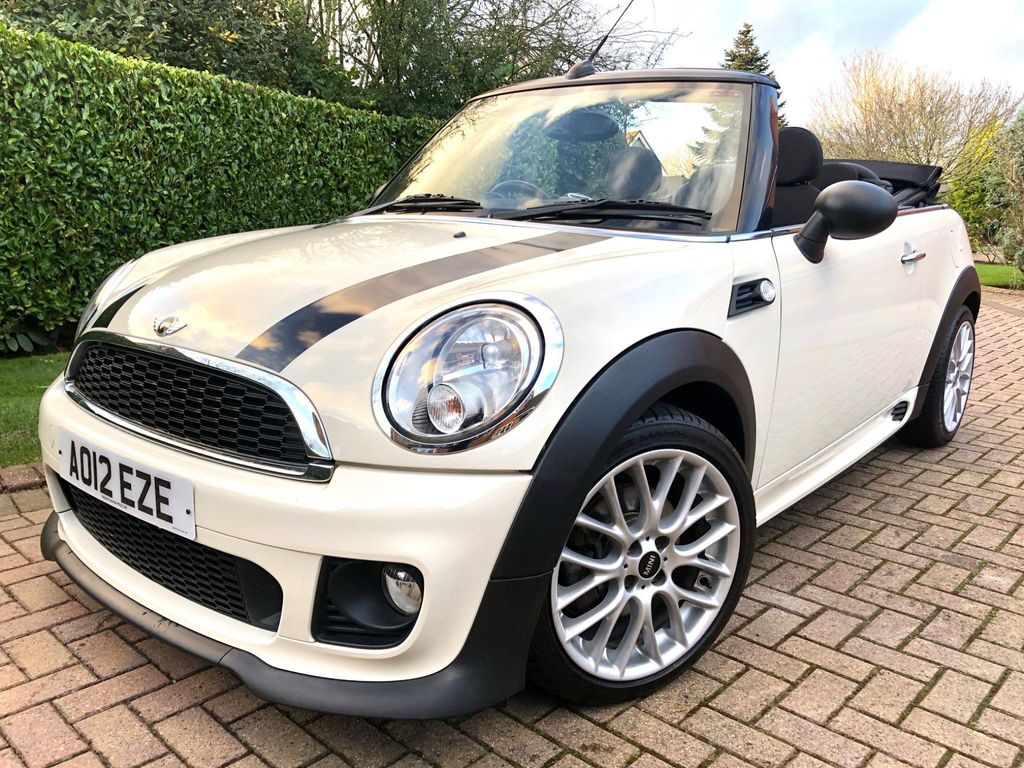 MINI Convertible Convertible 1.6 john cooper works kit