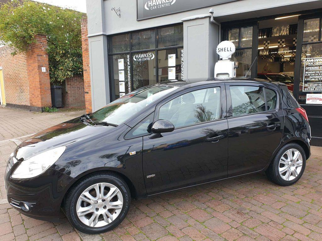 Vauxhall Corsa Hatchback 1.3 CDTi ecoFLEX 16v Design 5dr (a/c)