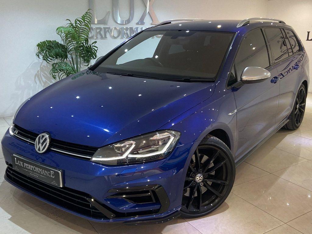 Volkswagen Golf Estate 2.0 TSI R DSG 4Motion (s/s) 5dr