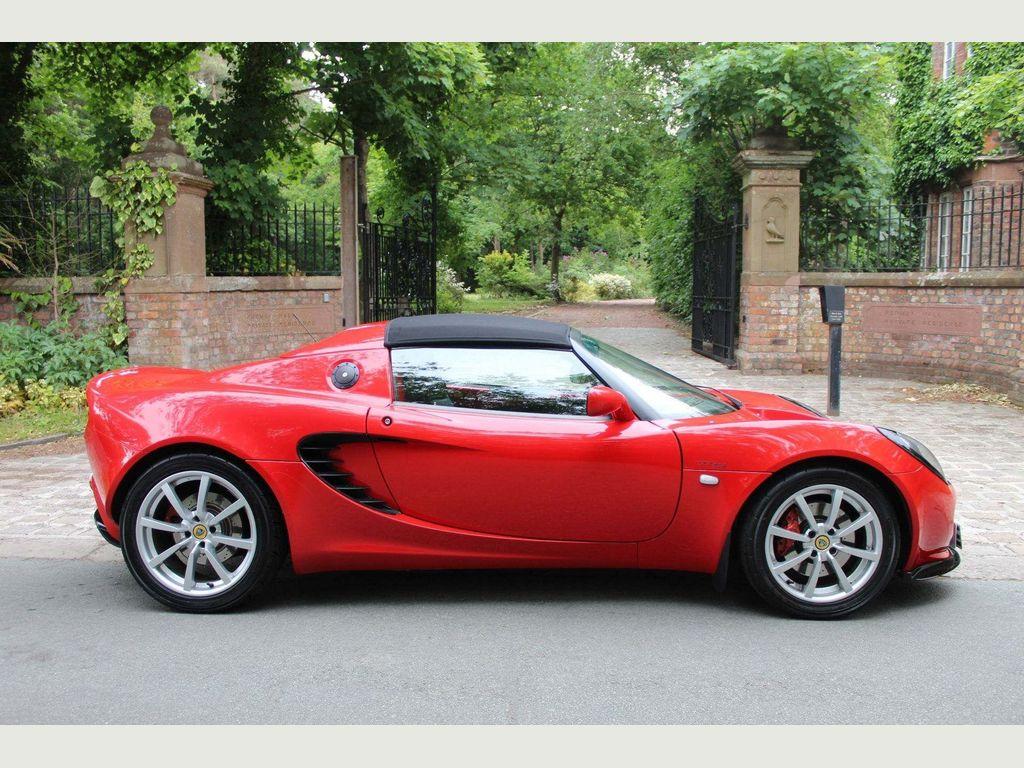 Lotus Elise Convertible 1.8 111S 2dr