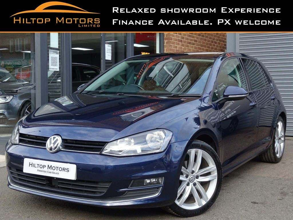 Volkswagen Golf Hatchback 1.4 TSI BlueMotion Tech ACT GT Edition (s/s) 5dr