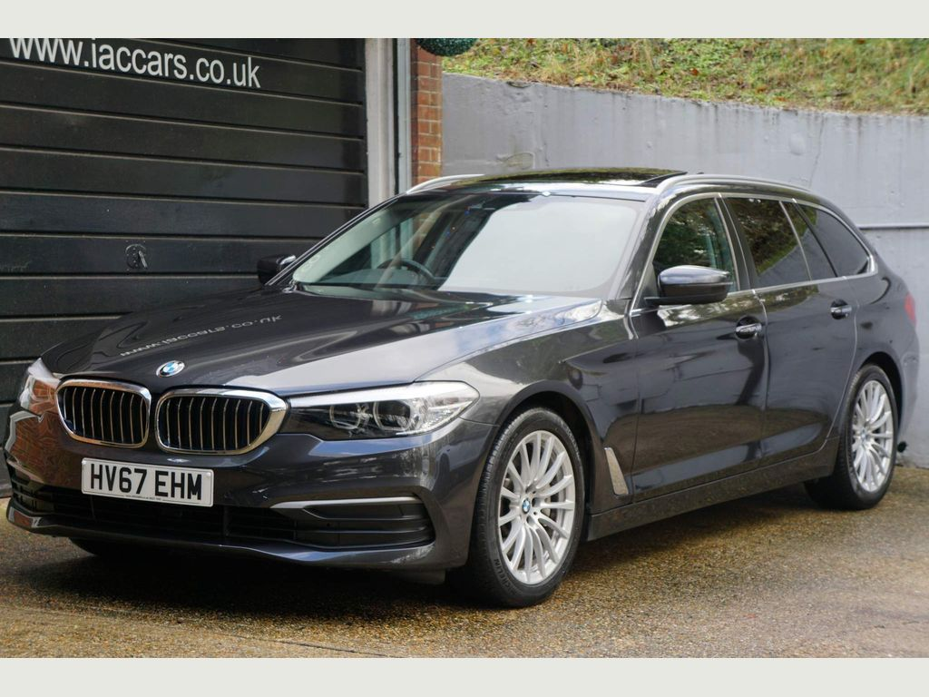 BMW 5 Series Estate 3.0 530d SE Touring Auto (s/s) 5dr