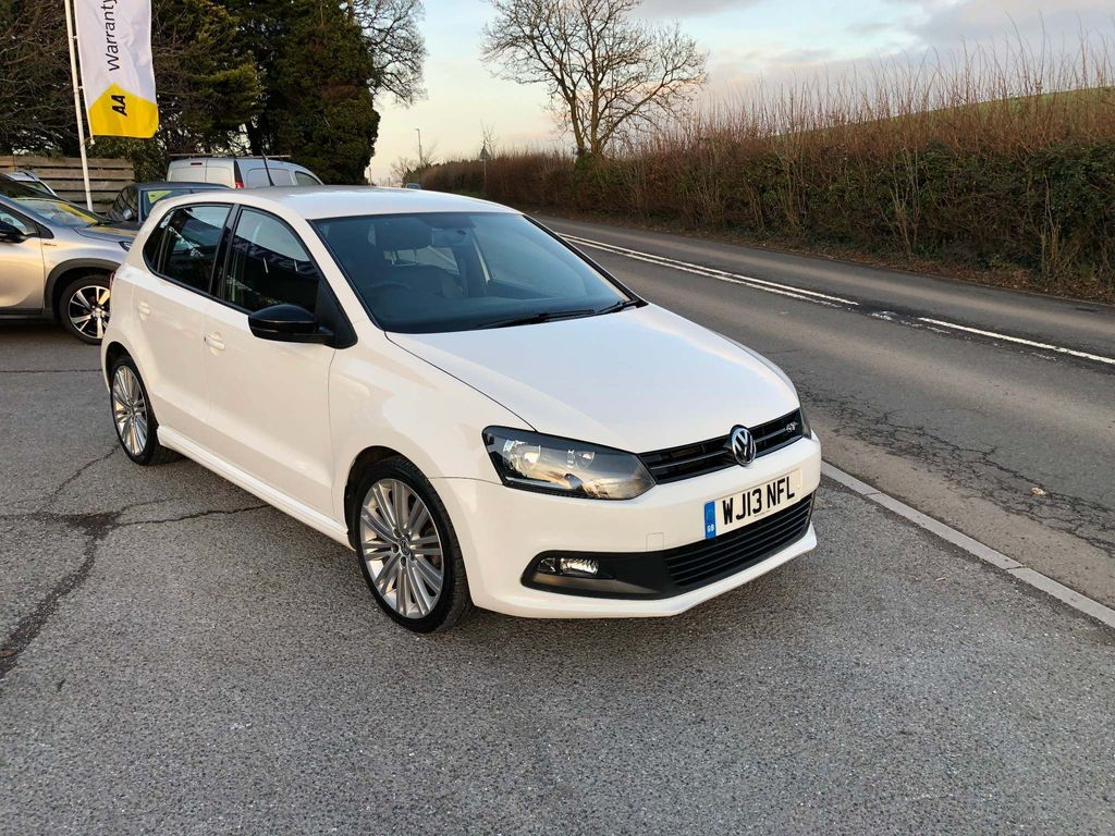 Volkswagen Polo Hatchback 1.4 TSI ACT BlueGT 5dr