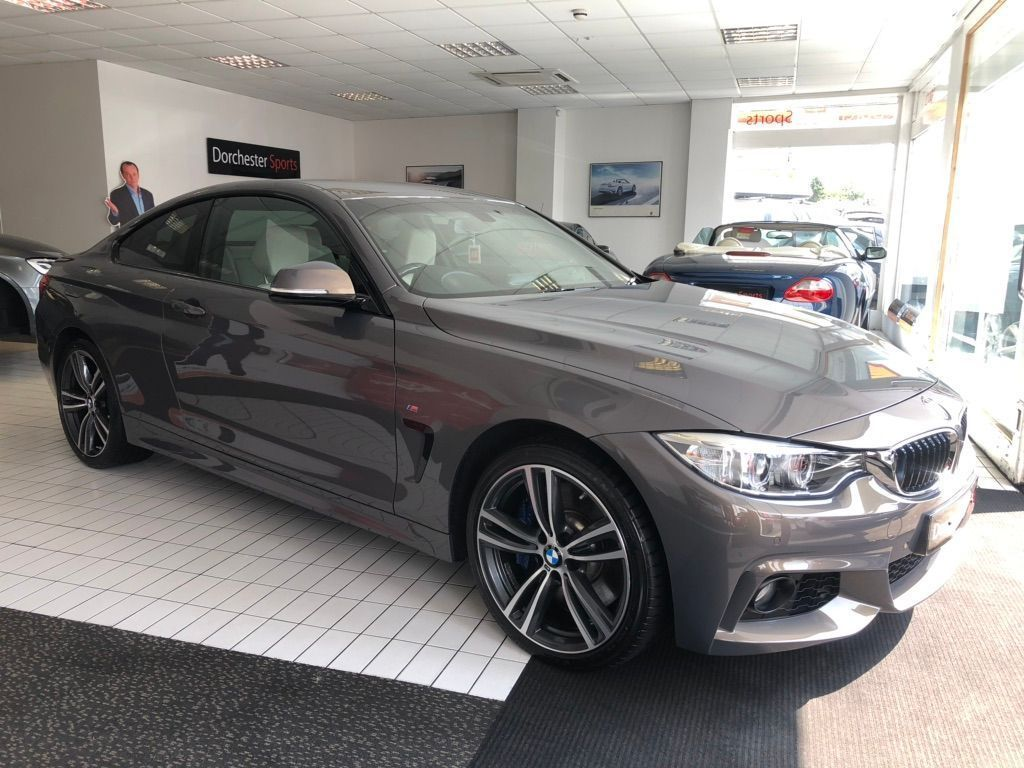 BMW 4 SERIES Coupe 3.0 435d M Sport xDrive 2dr